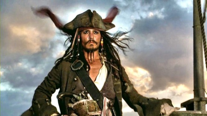 jack sparrow - TOP 10 BEST PIRATE MOVIES OF ALL TIME