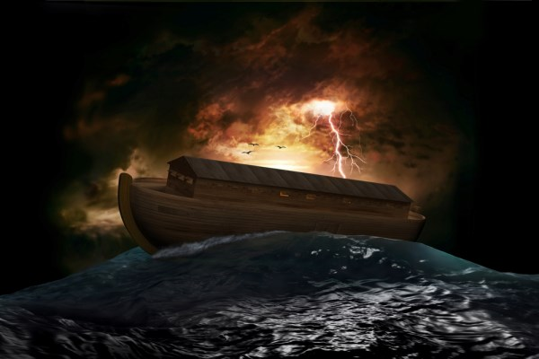 noah ark - TOP 10 Incorrect predictions OF the end of the world