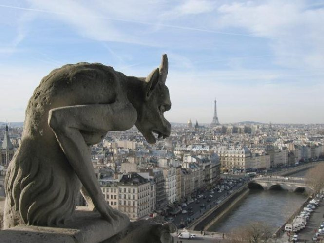 notre dame 3 - TOP 10 TOURIST ATTRACTIONS IN PARIS - 10 ORIGINAL THINGS TO DO IN PARIS