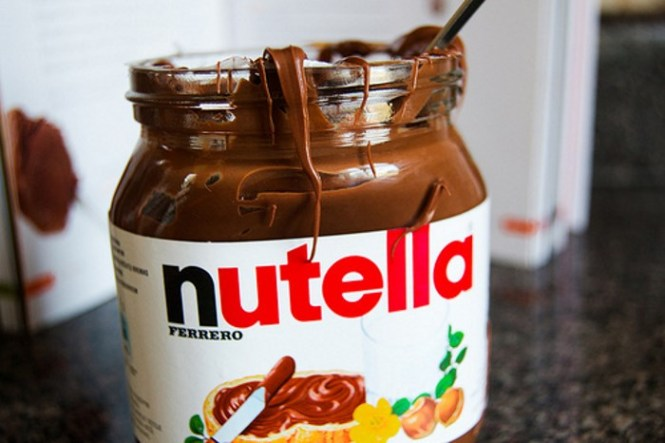 nutella - TOP 10 ORIGIN OF POPULAR FOOD & BEVERAGE