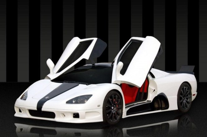 ssc ultimate aero - TOP 10 WORLDS FASTEST CARS