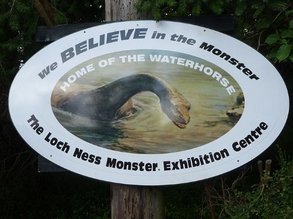 wetenschap1 - TOP 10 FACTS ABOUT THE LOCH NESS MONSTER