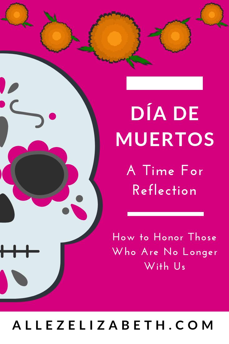 DÍA DE MUERTOS BY ALLEZ ELIZABETH