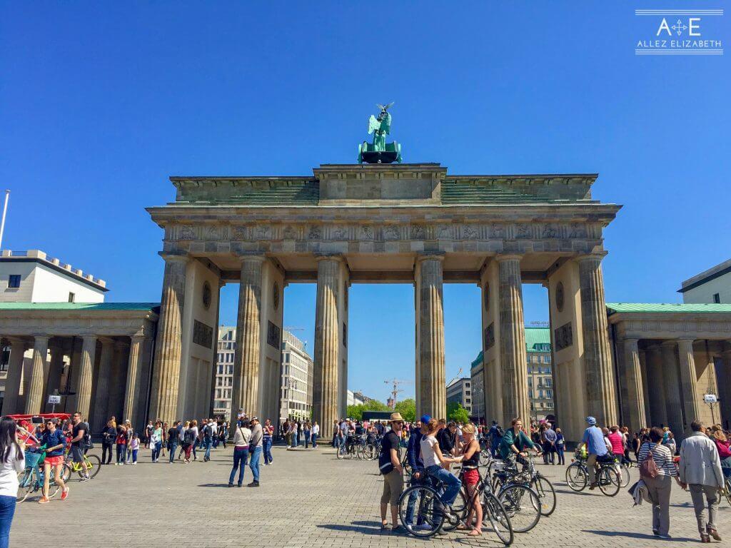 BERLIN GERMANY - ALLEZ ELIZABETH