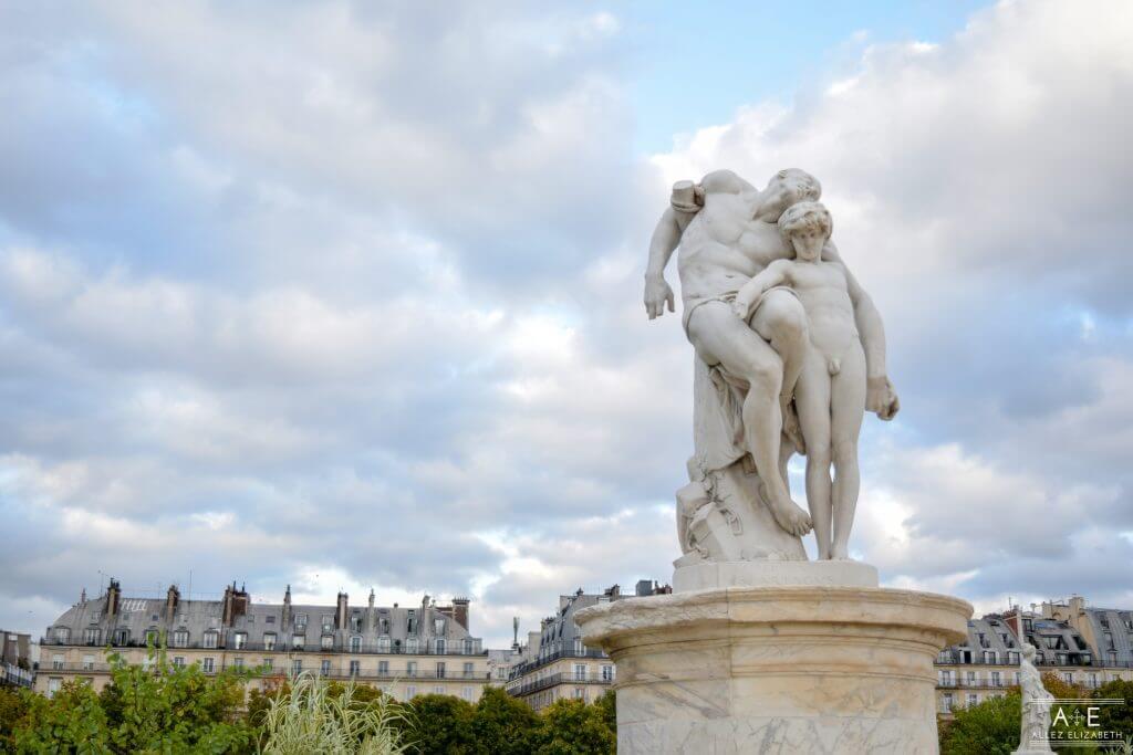 PARIS FRANCE - ALLEZ ELIZABETH