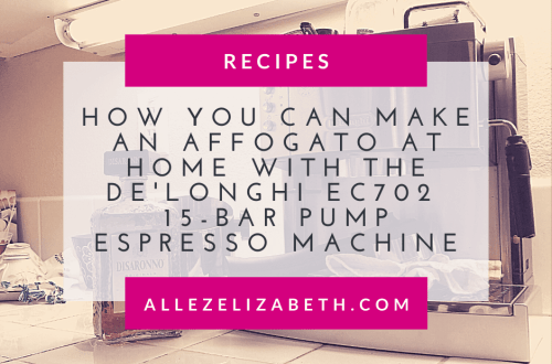 ALLEZ ELIZABETH - BLOG FEATURED IMAGE - HOW TO MAKE AN AFFOGATO