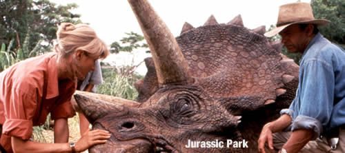 Do you believe in Jurassic Park?