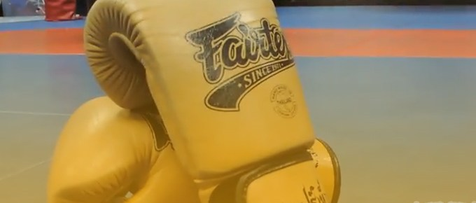 Fairtex Muay Thai Boxing Sparring Gloves Review