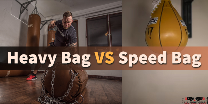 Heavy Bag Vs Speed Bag