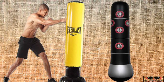 Inflatable Punching Bags