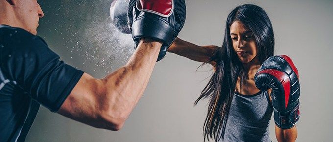Boxing Workout for Women