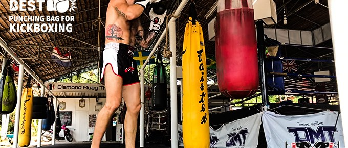Best Punching Bag for Kickboxing
