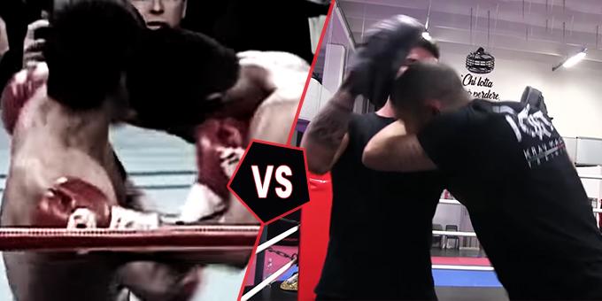 Krav Maga vs Boxing