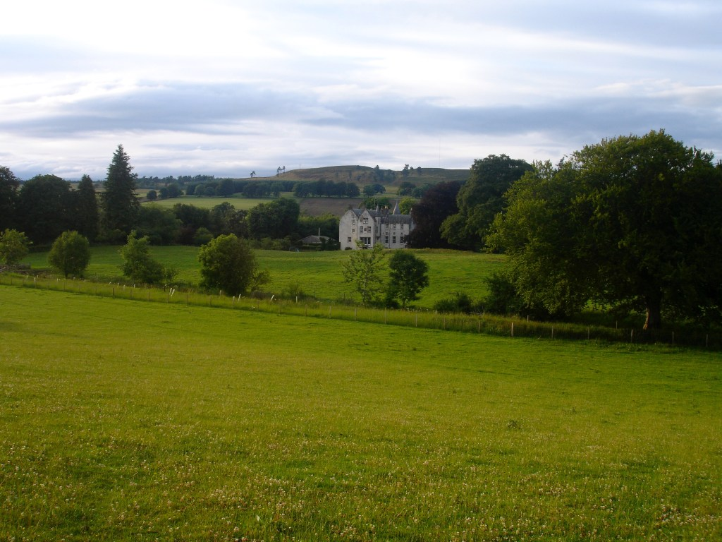 Bamff House, 1300 acres estate