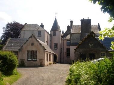 Bamff castle