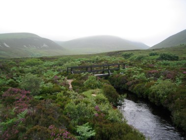 The path to Rackwick on Hoy