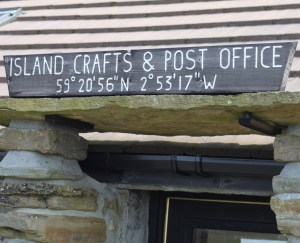 Papa Westray post office