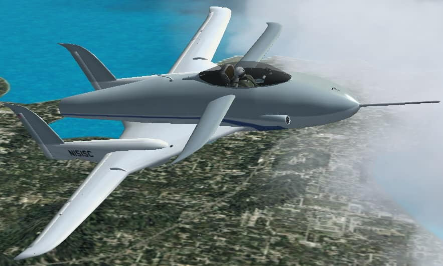 Scaled Composites Ares