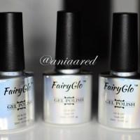 Lakiery hybrydowe Fairy Glo z aliexpress.com