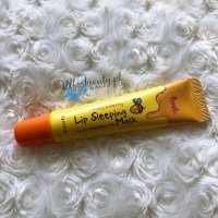 Prreti Honey & Berry Lip Sleeping Mask - recenzja