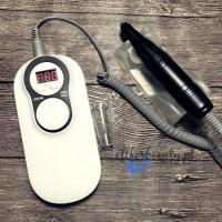 Bezprzewodowa frezarka do paznokci z wyświetlaczem