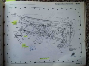 2008 GT Headlight Wiring Diagram?  Ford Mustang Forum