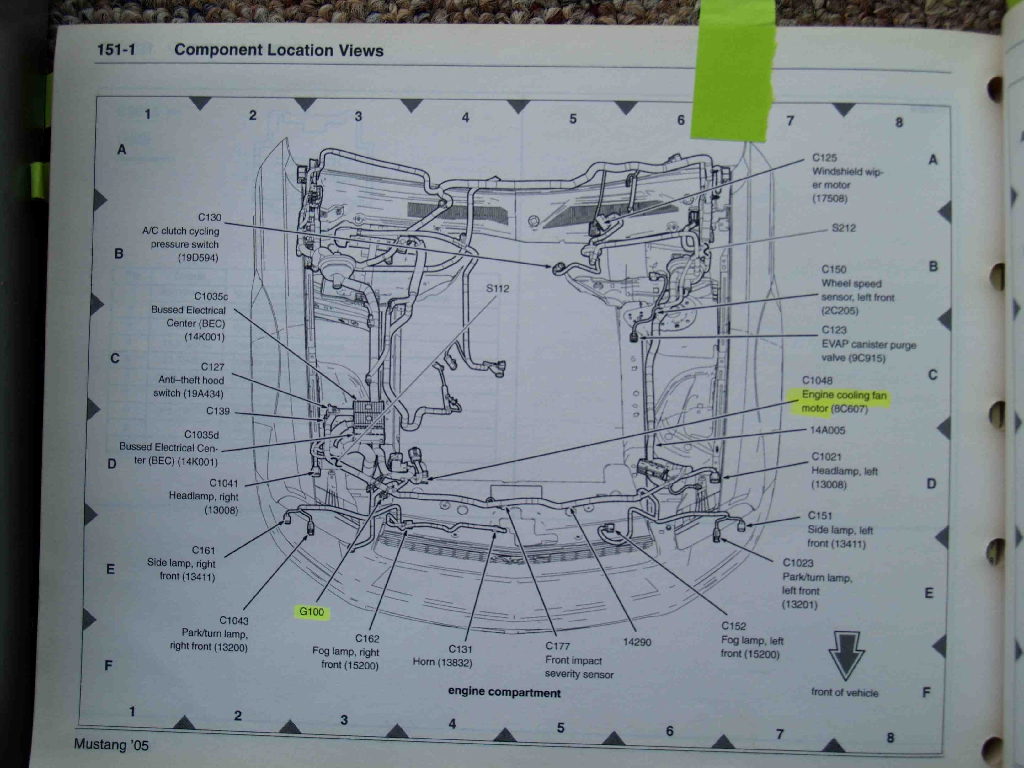 Gt Headlight Wiring Diagram