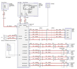 Radio wiring diagram for 2008 v6?  Ford Mustang Forum