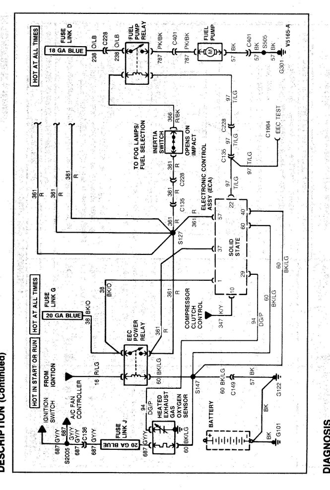 1990 ford f150 alternator wiring diagram wiring diagram ford ranger wiring by color 1983 1991
