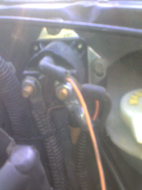 Wiring Problem With Starter Relay On Mustang 5 0