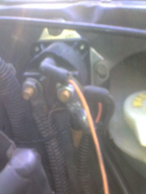 Wiring problem with starter relay on 1986 Mustang 50