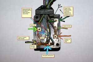 2007 Mustang Horn Fuse Diagram | Wiring Library