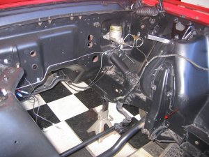 1966 V8 Frame Mounts?  Ford Mustang Forum