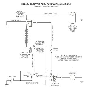 Fuel Pump vs Electric Pump Page: 1  iboats Boating Forums