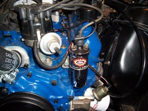 289 engine wiring before starting?  Ford Mustang Forum