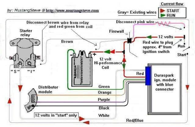 how to wire an ignition coil diagram how image 12 volt ignition coil wiring diagram 12 auto wiring diagram on how to wire an ignition