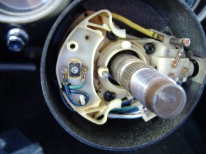 Grant Steering wheel installation instructions?  Ford