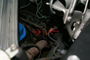 Neutral Safety Switch Wires  Ford Mustang Forum