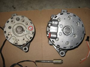 New alternator in a 1968 mustang  Ford Mustang Forum