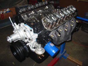 68 289 engine bolt diagrams?  Ford Mustang Forum