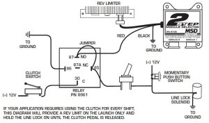2stepline lock to clutch switch  Ford Mustang Forum