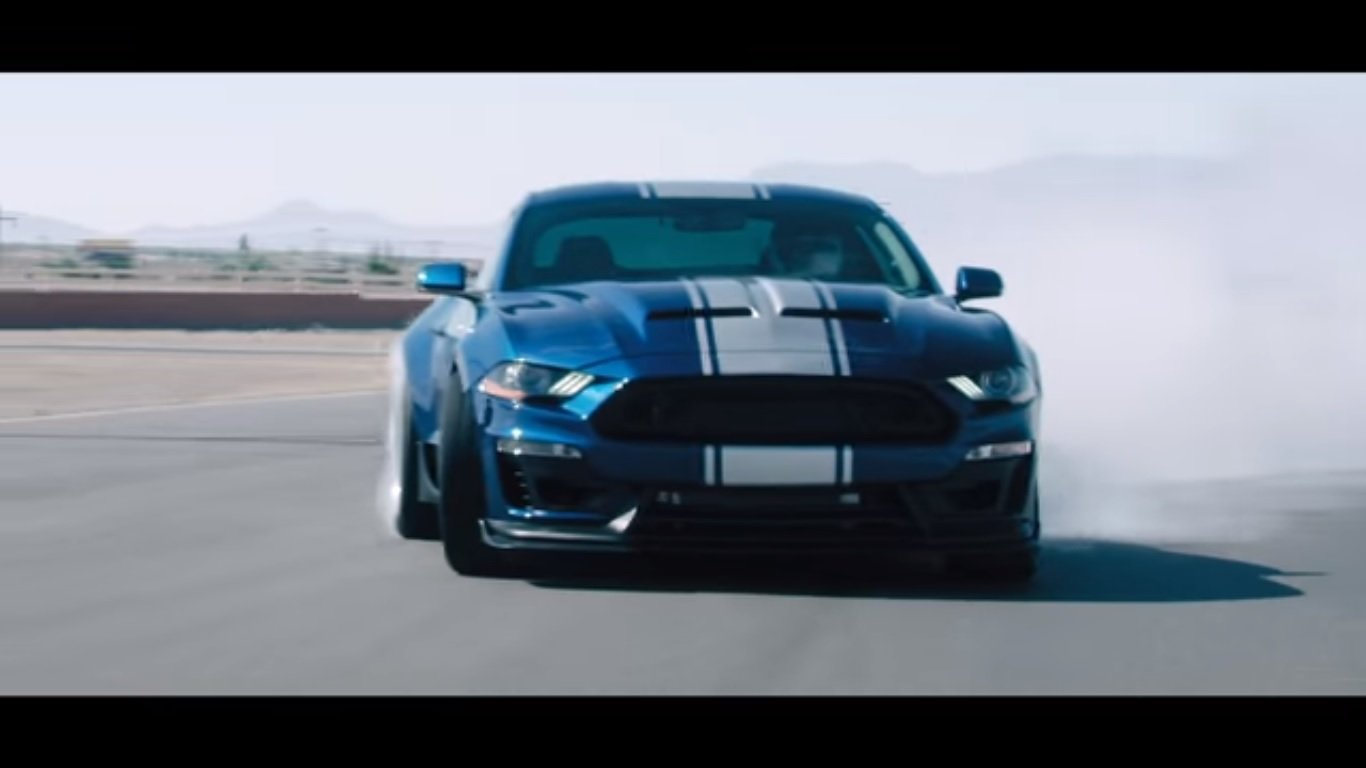 All New 2018 Shelby Super Snake Has An Incredible 800 Hp