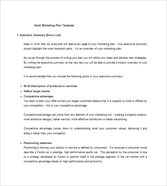 Small-Business-Plan-Template-Free-Download