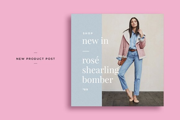 Rose Sherling Ad banner Template