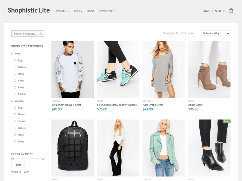 Shophistic-Lite-WooCommerce-Theme