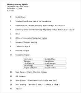 Meeting Minutes Templates,10+ Project Meeting Minutes Templates ...
