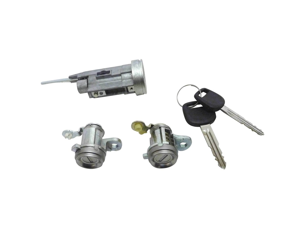 Ignition Amp Door Lock Barrel Amp Key Set Suitable For Landcruiser 80