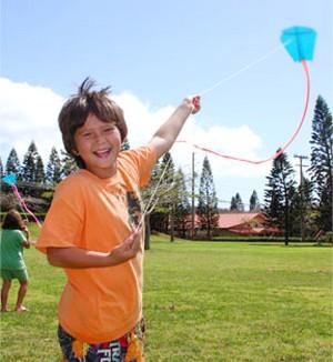 easy paper kites