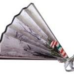 card fan ornament