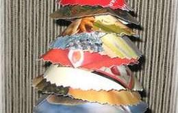 greeting card christmas tree